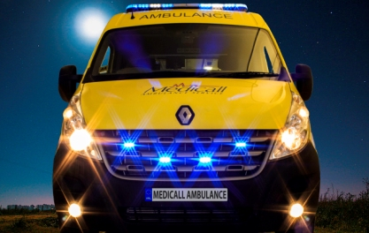 Information on our Ambulance Services